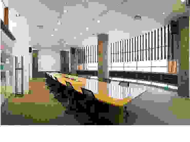 京悅設計 - 立督科技集團總部 再造 Reengineering 根據 京悅室內裝修設計工程(有)公司|真水空間建築設計居研所 工業風 MDF