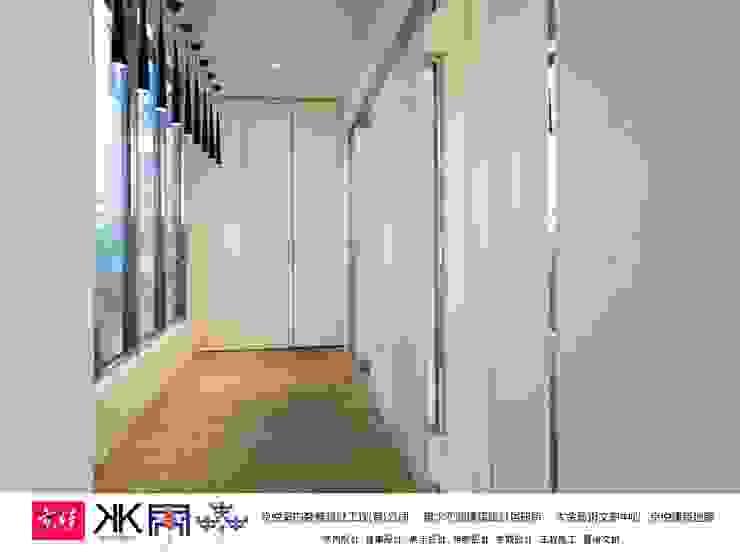 京悅設計 - 立督科技集團總部 再造 Reengineering 根據 京悅室內裝修設計工程(有)公司|真水空間建築設計居研所 古典風 實木 Multicolored
