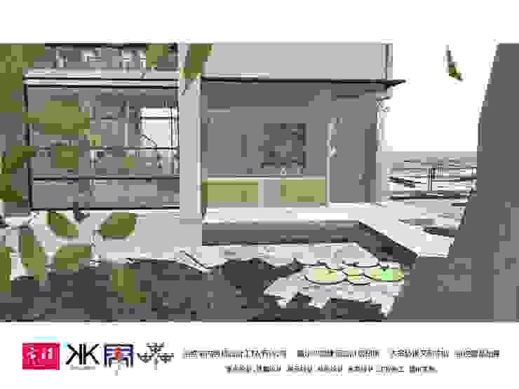 雲之道莊園別墅(自地自建現代莊園建築) - 京悅設計 根據 京悅室內裝修設計工程(有)公司 真水空間建築設計居研所