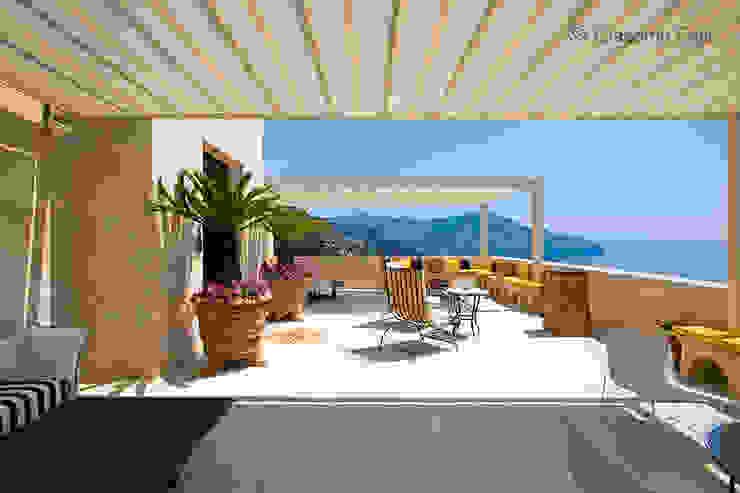Terrasse de style  par Giacomo Foti Photographer, Méditerranéen