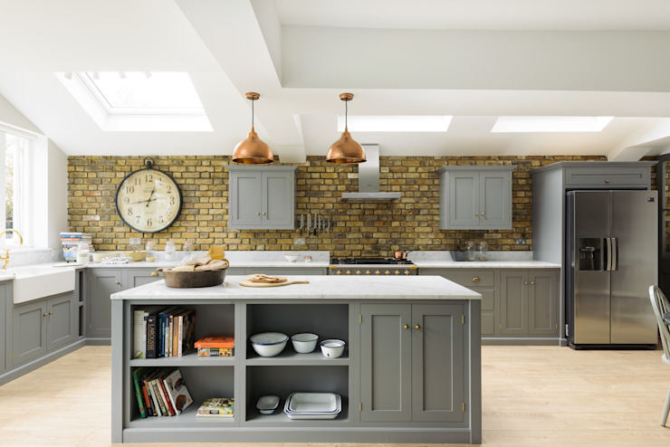 Kitchen theo deVOL Kitchens,