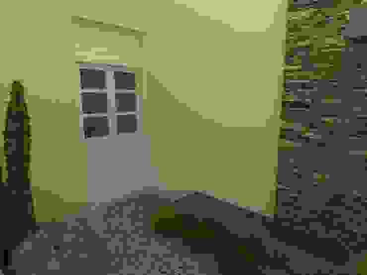 Patio Interno de Gastón Blanco Arquitecto Moderno