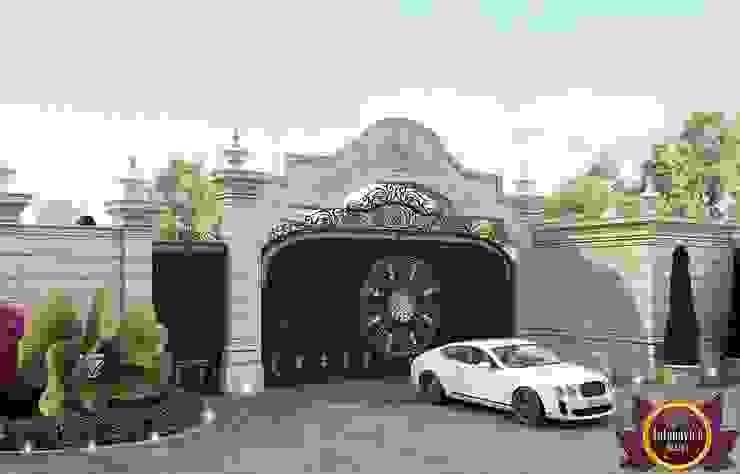Royal villas design of Katrina Antonovich Classic style houses by Luxury Antonovich Design Classic