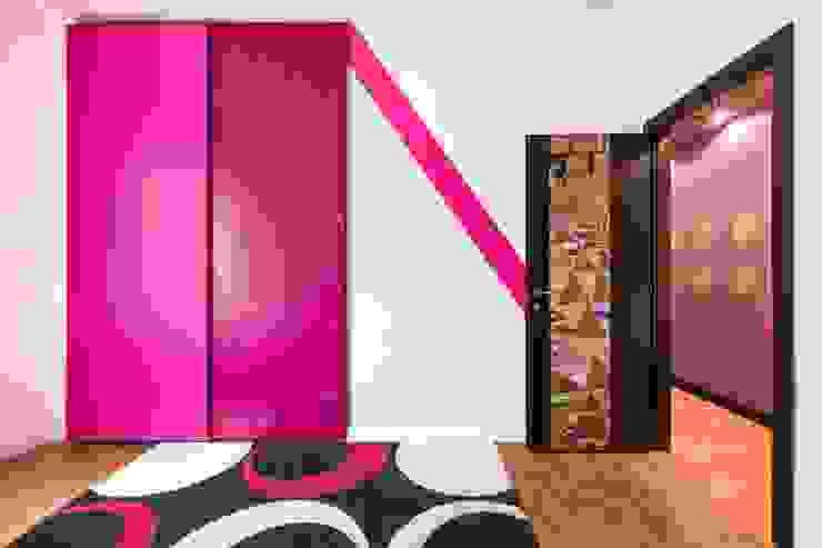 UAU un'architettura unica Ausgefallene Kinderzimmer Pink