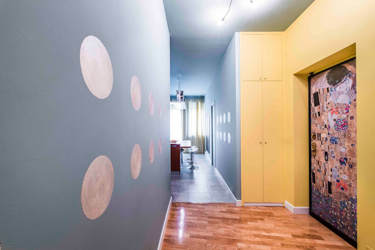 UAU un'architettura unica Ausgefallene Küchen Mehrfarbig