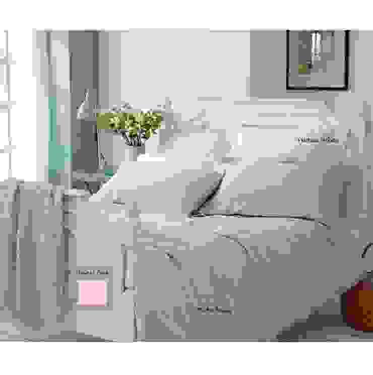 Vintage Washed Pure Linen King of Cotton DormitoriosTextiles Algodón