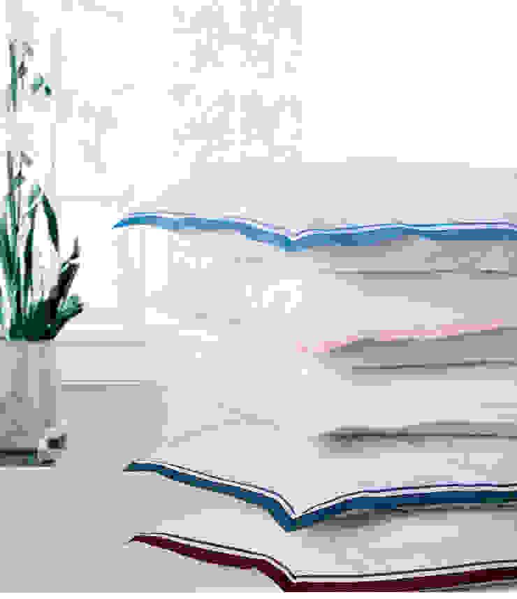 Bologne 300 Thread 100% Cotton Sateen Bed Linen King of Cotton DormitoriosTextiles Algodón