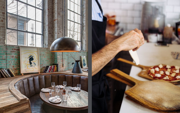 Paladar 511-An upscale pizza restaurant in New Orleans by studioWTA Eclectic