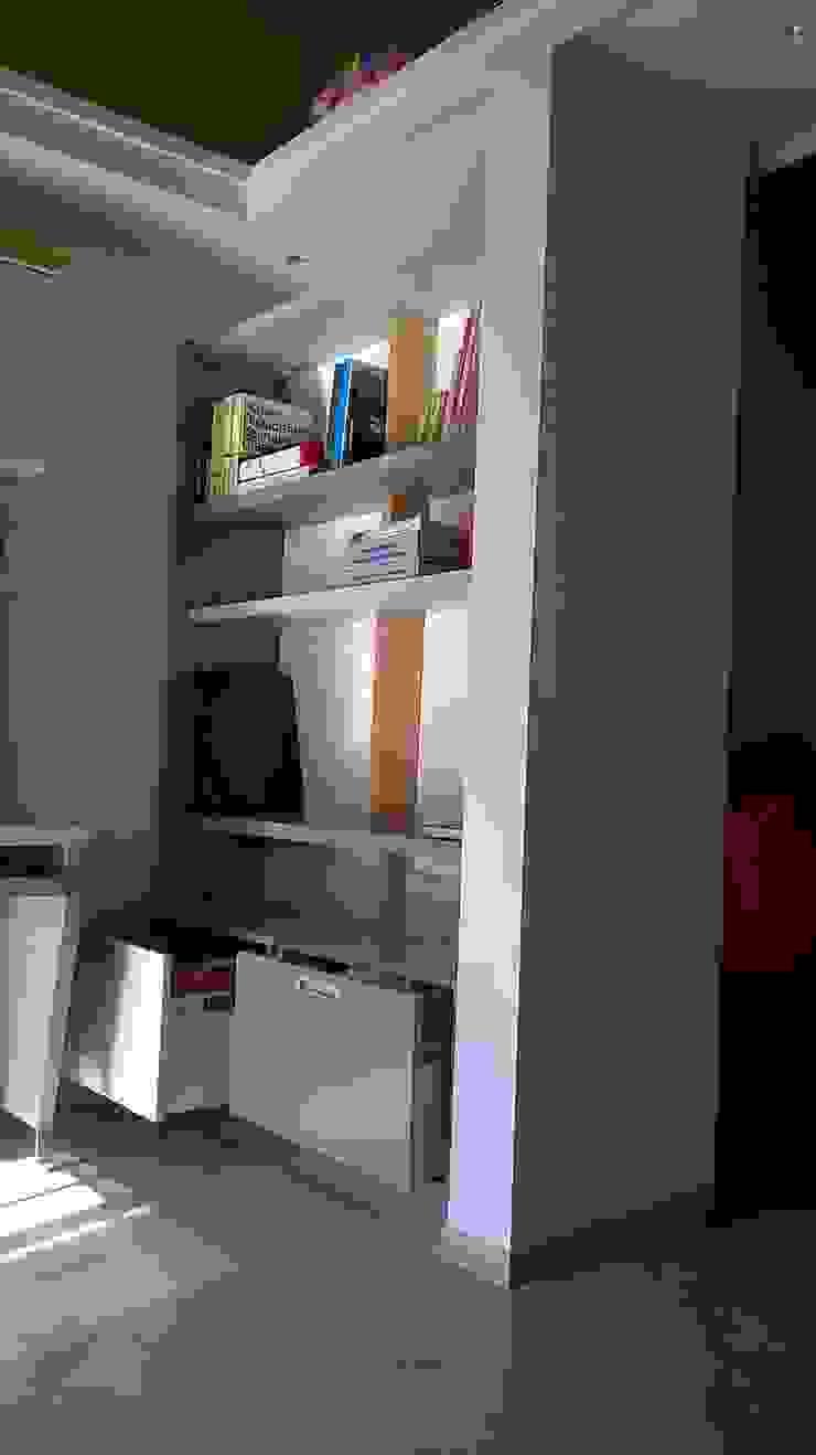 Claroscuro Diseño Interior Living roomShelves