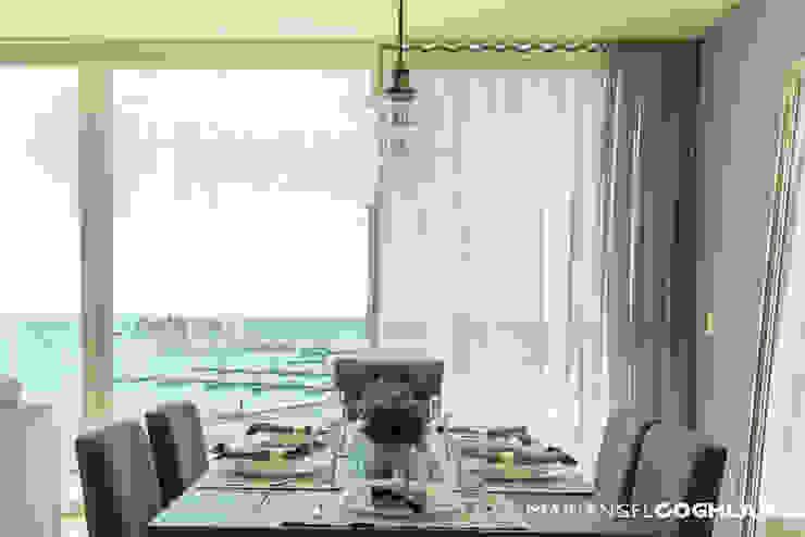 Proyecto Palmas Moderne Esszimmer von MARIANGEL COGHLAN Modern