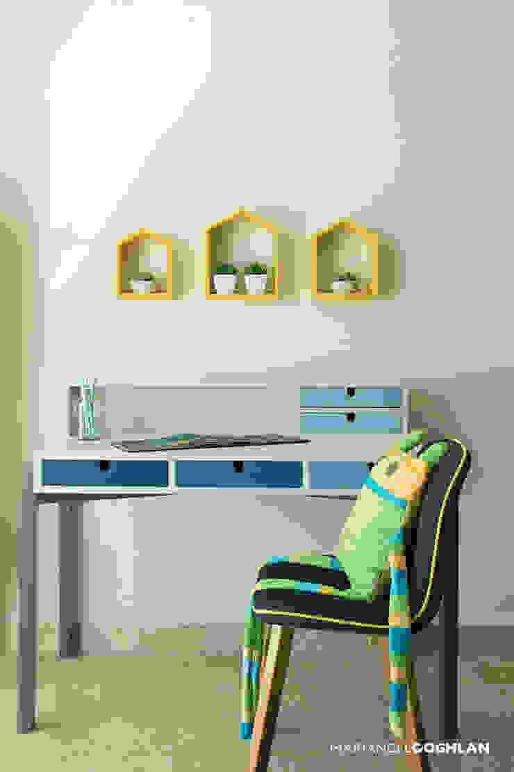 Proyecto Palmas Moderne Kinderzimmer von MARIANGEL COGHLAN Modern
