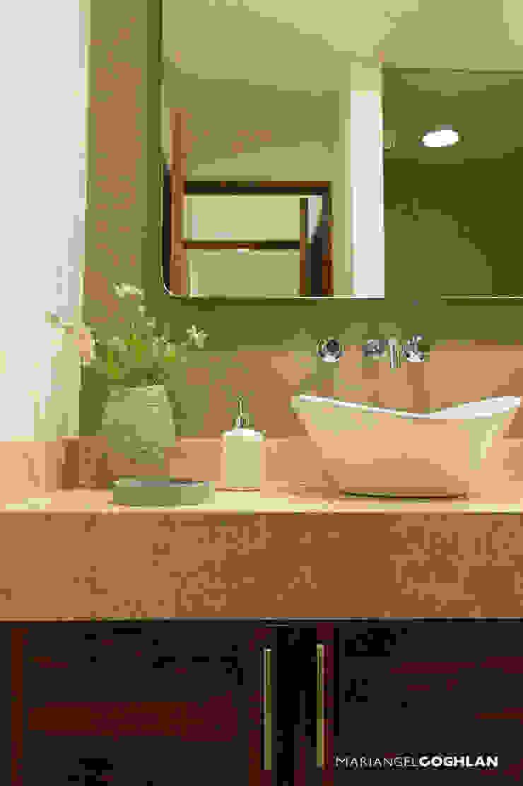 Proyecto Palmas Moderne Badezimmer von MARIANGEL COGHLAN Modern