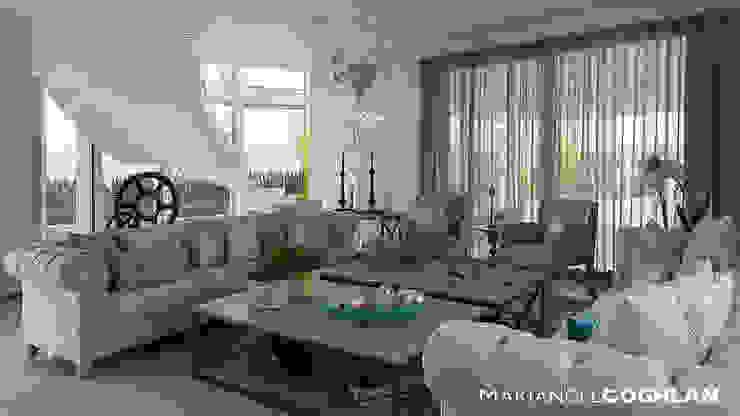 MARIANGEL COGHLAN ห้องนั่งเล่น