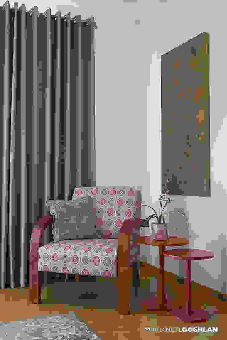 Proyecto Almendros Dormitorios modernos de MARIANGEL COGHLAN Moderno