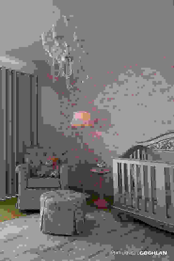 Proyecto Almendros Moderne Wohnzimmer von MARIANGEL COGHLAN Modern