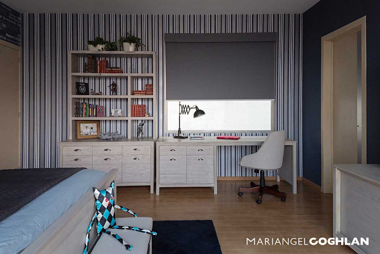 Proyecto Almendros Estudios y despachos modernos de MARIANGEL COGHLAN Moderno