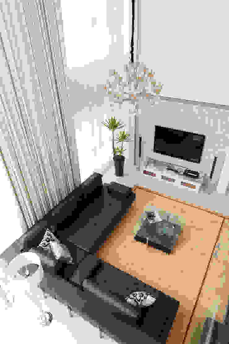 白色的極緻優雅 根據 誼軒室內裝修設計有限公司 古典風