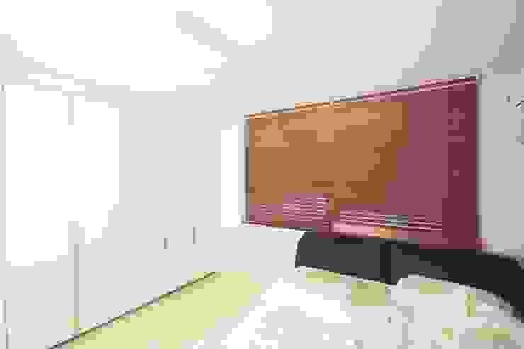[홈라떼] 인천 32평 오래된 빌라, 모던한 홈스타일링 모던스타일 침실 by homelatte 모던
