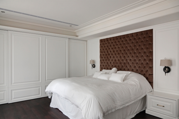 現代英倫風 根據 誼軒室內裝修設計有限公司 古典風