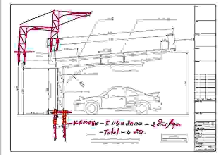 งานฐานรากโรงจอดรถ คุณธนากร โดย บริษัทเข็มเหล็ก จำกัด