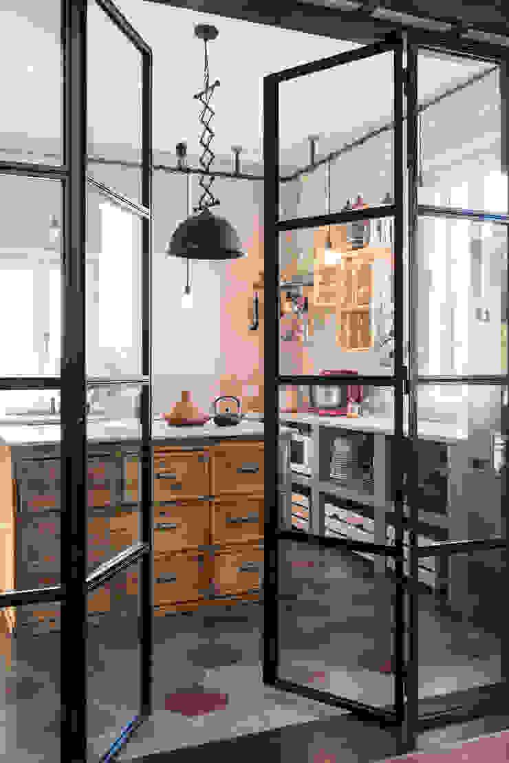 Caterina Raddi Industrial style kitchen
