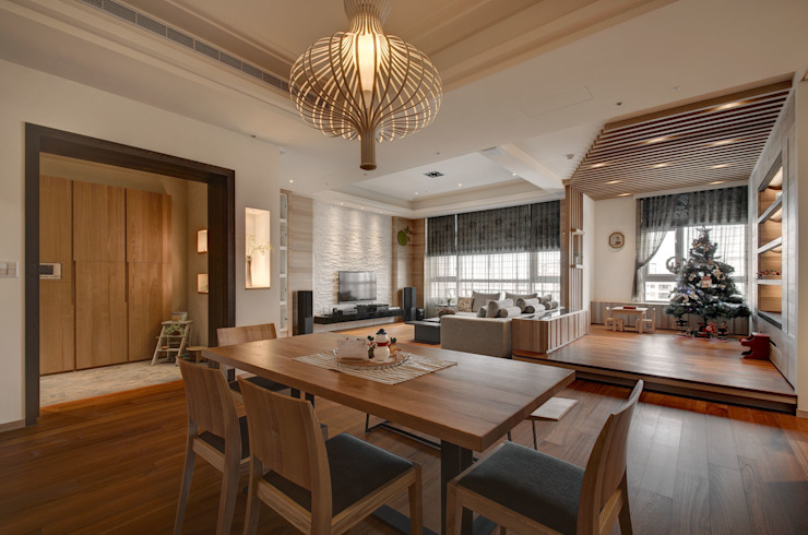 生活溫度 根據 芸采創意空間設計-YCID Interior Design 現代風