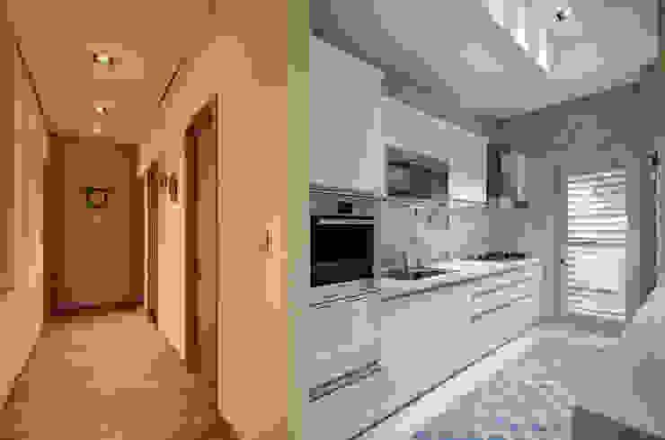 Modern kitchen by 芸采創意空間設計-YCID Interior Design Modern