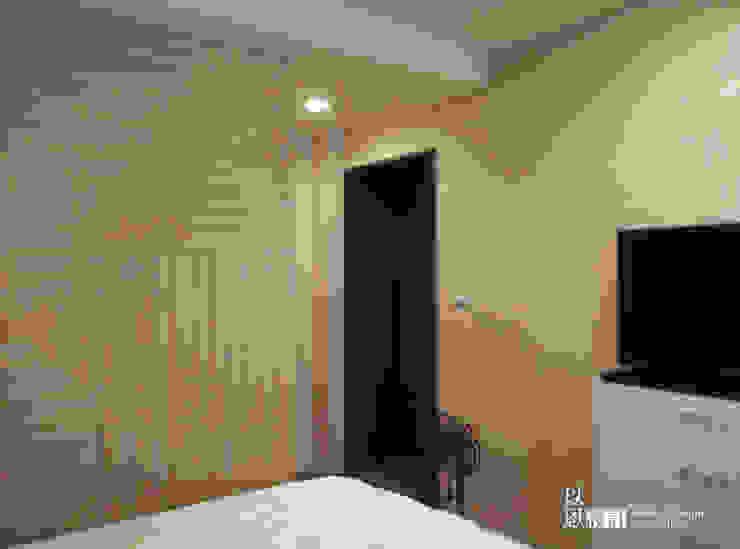 主臥 根據 以恩室內裝修設計工程有限公司 現代風