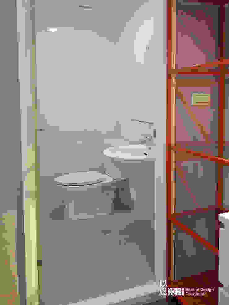 主臥洗手間 Scandinavian style bathroom by 以恩設計 Scandinavian