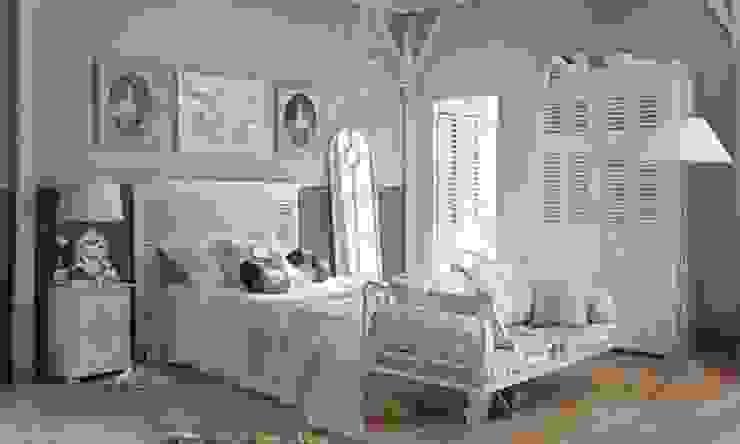 Logra tu dormitorio Vintage de Florencia sanchez freelance Ecléctico