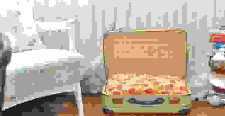 Expertos en decoración Vintage de Florencia sanchez freelance Ecléctico