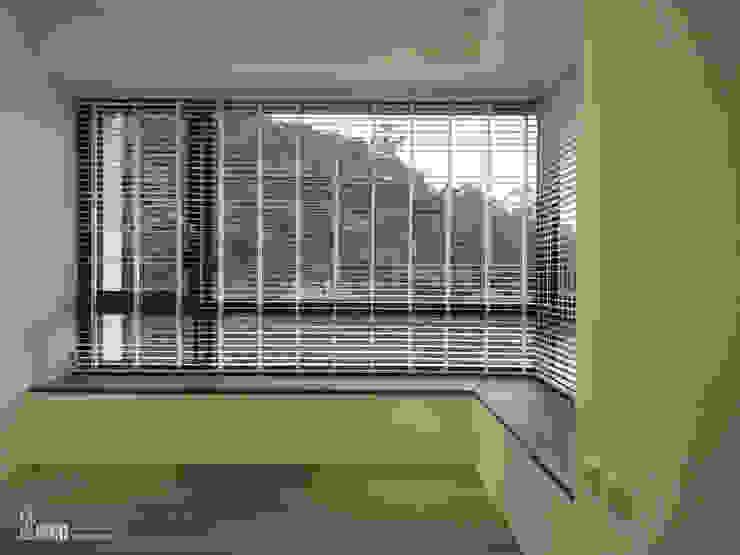 架高木地板休閒區 根據 以恩室內裝修設計工程有限公司 現代風