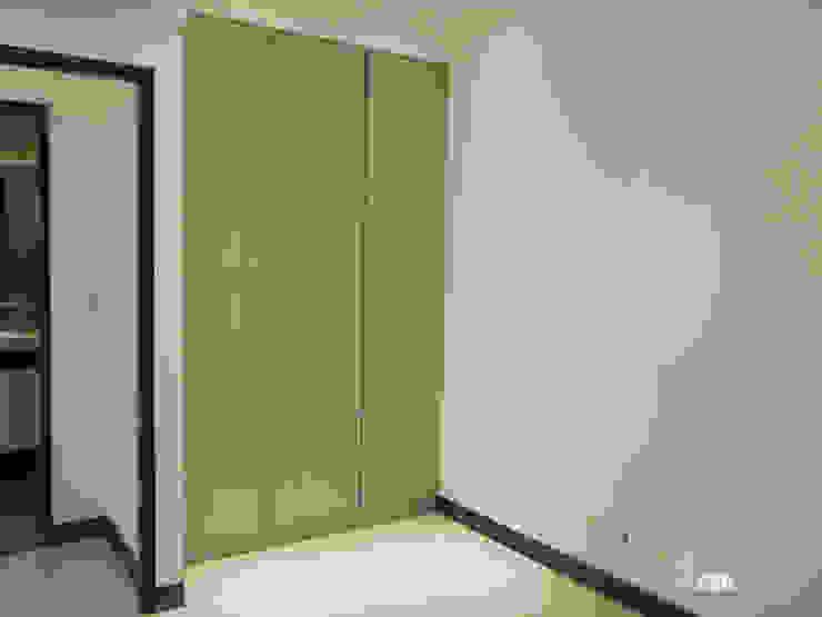 次臥 根據 以恩室內裝修設計工程有限公司 現代風