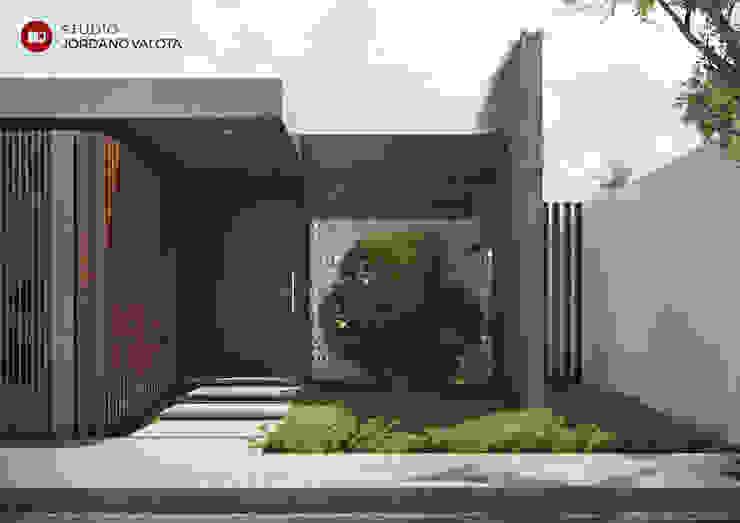 Classic style houses by STUDIO JORDANO VALOTA Classic