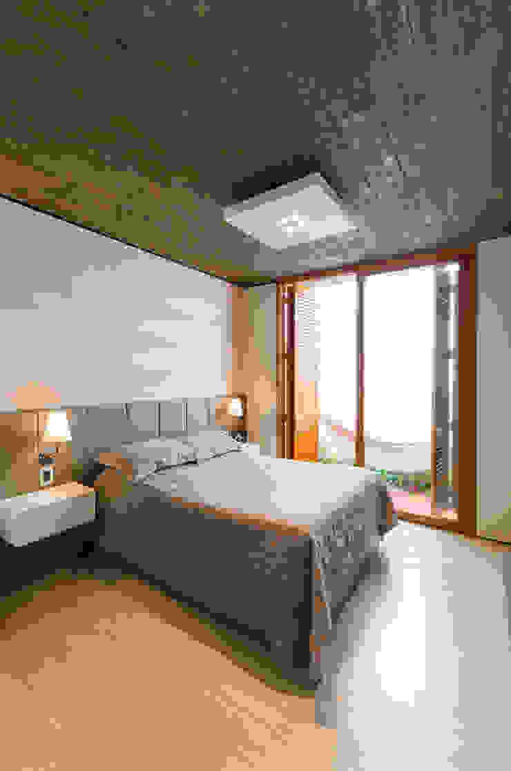 Cuartos de estilo moderno de Diego Alcântara - Studio A108 Arquitetura e Urbanismo Moderno