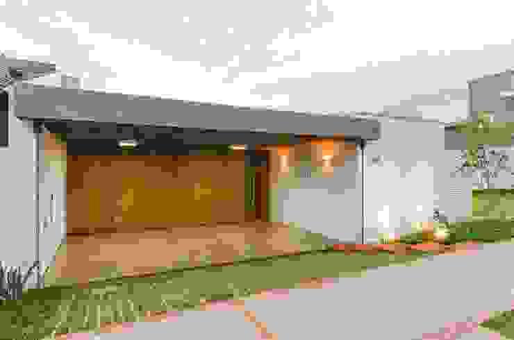 Casas de estilo  por Diego Alcântara  - Studio A108 Arquitetura e Urbanismo