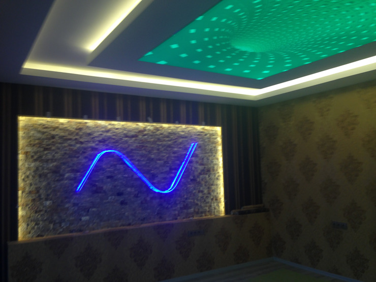 Modern Dining Room by Ünsal Yapı ve Dekorasyon Modern