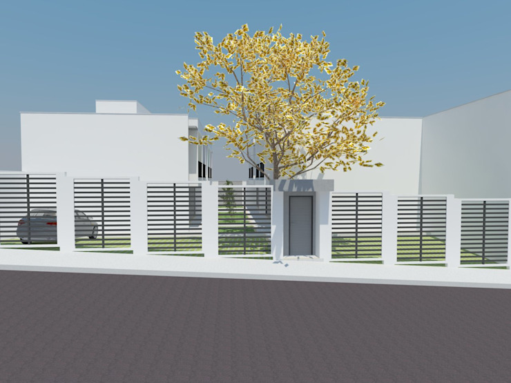 par Diego Alcântara - Studio A108 Arquitetura e Urbanismo Moderne