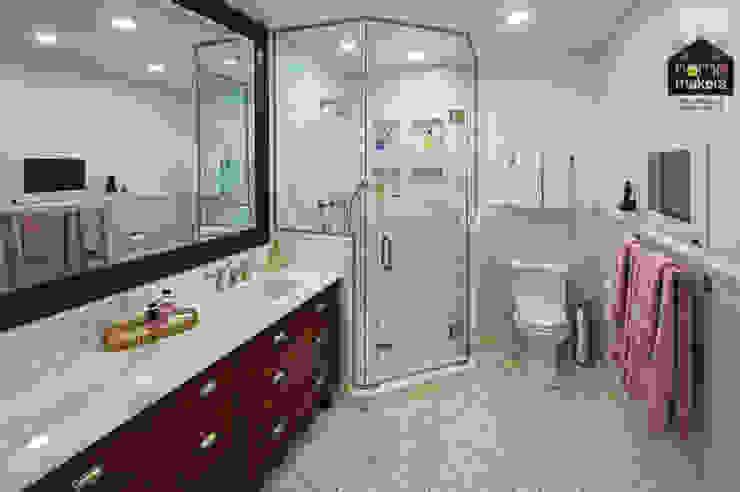 Stylish Washroom Modern bathroom by homify Modern