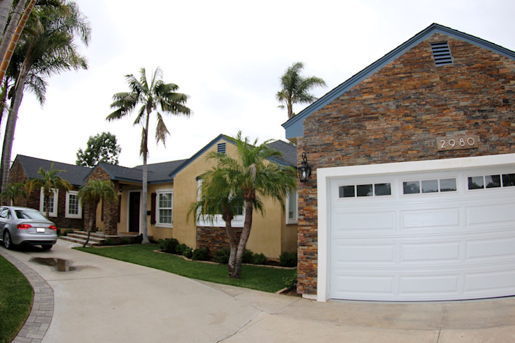 Point Loma Custom House Painting, Refacing, and Staining on Chatsworth Modern Houses by Procoat Painting Modern
