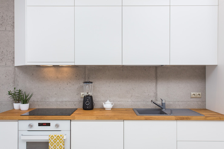 Och_Ach_Concept Eclectic style kitchen