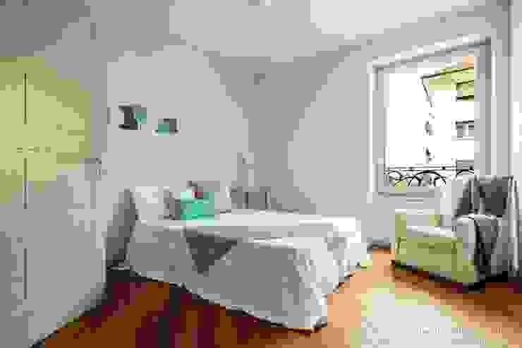 Vivere lo Stile Modern Bedroom