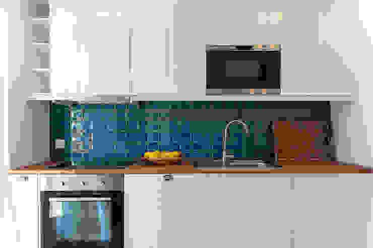 Kitchen by homify, Mediterranean