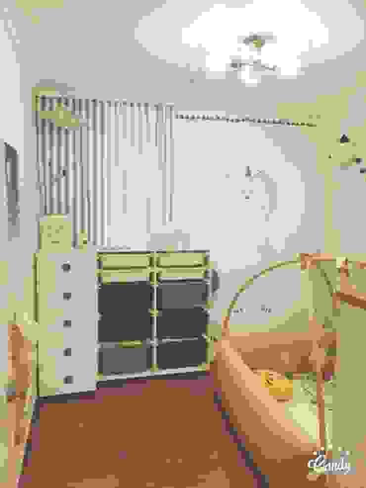 [홈라떼] 양평동 32평 아파트 전세집 홈스타일링 스칸디나비아 아이방 by homelatte 북유럽