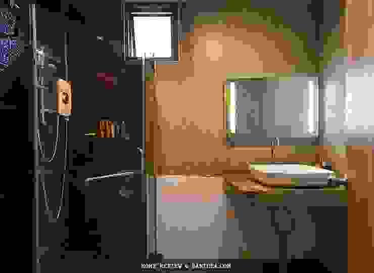 Phòng tắm phong cách hiện đại bởi homify Hiện đại