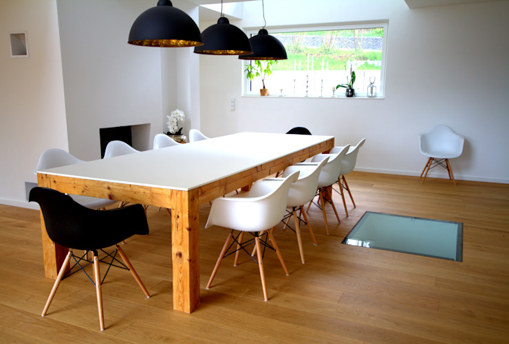 Dining room by GERBER Ingenieure GmbH