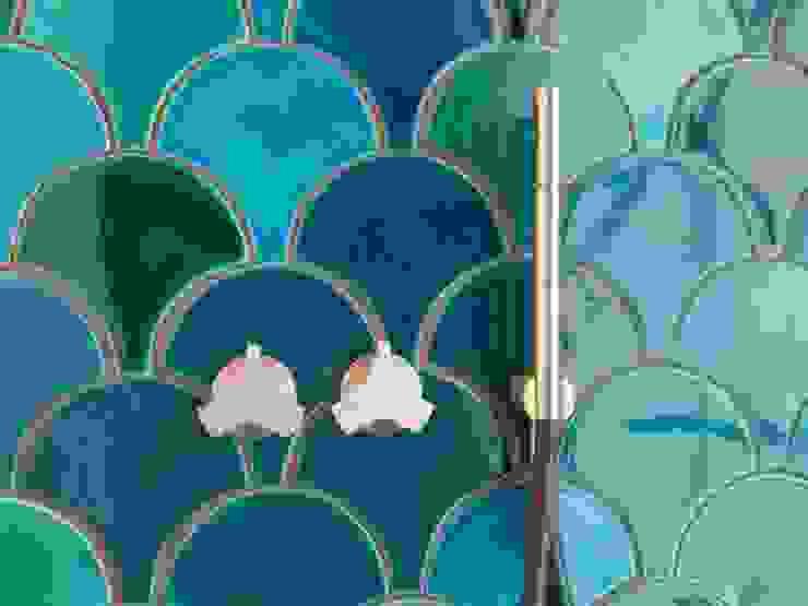 tropical  by Viola Ceramics Studio, Tropical Ceramic