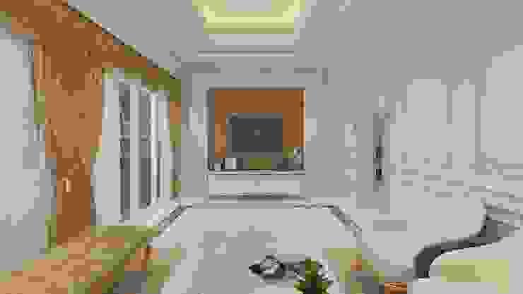 ออกแบบภายในบ้านหรู โดย interiorBKK