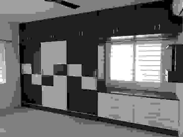 Moderne slaapkamers van Bluebell Interiors Modern