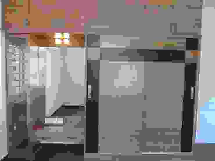wardrobe & dressing unit Modern style bedroom by Bluebell Interiors Modern